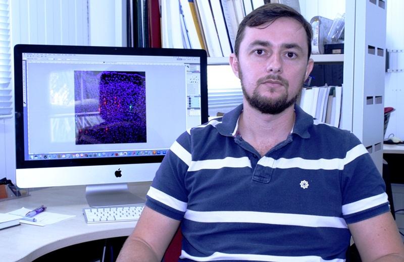 Marcos Costa é médico e neurocientista do Instituto do Cérebro da UFRN