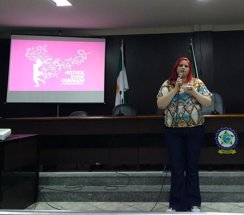 thumbnail_Palestras serão ministradas pela enfermeira da AAPCMR Keylla Duarte
