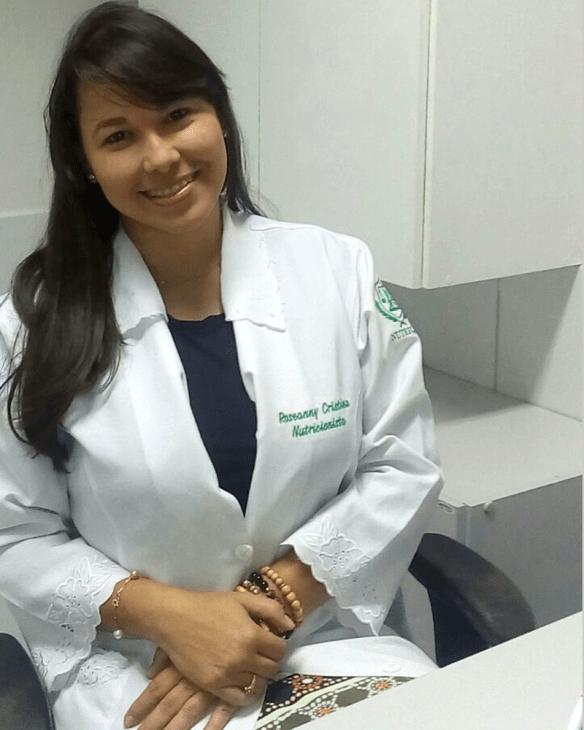 Nutricionista Roseanny Cristina do Hapvida Saúde