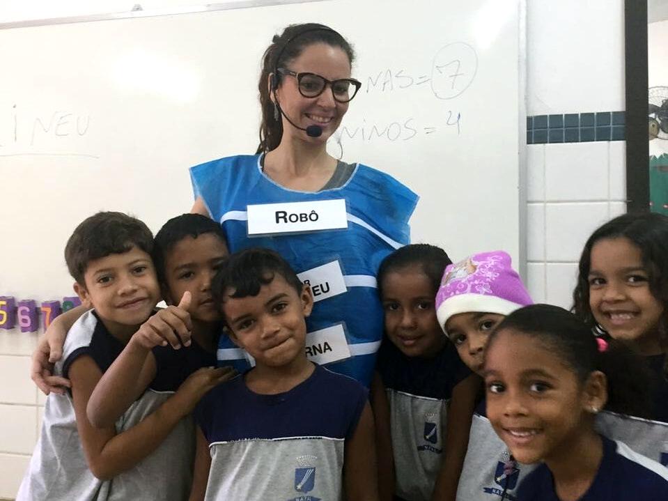 Programa atingiu 36 escolas públicas, abrangendo cerca de 100 turmas e 2000 alunos