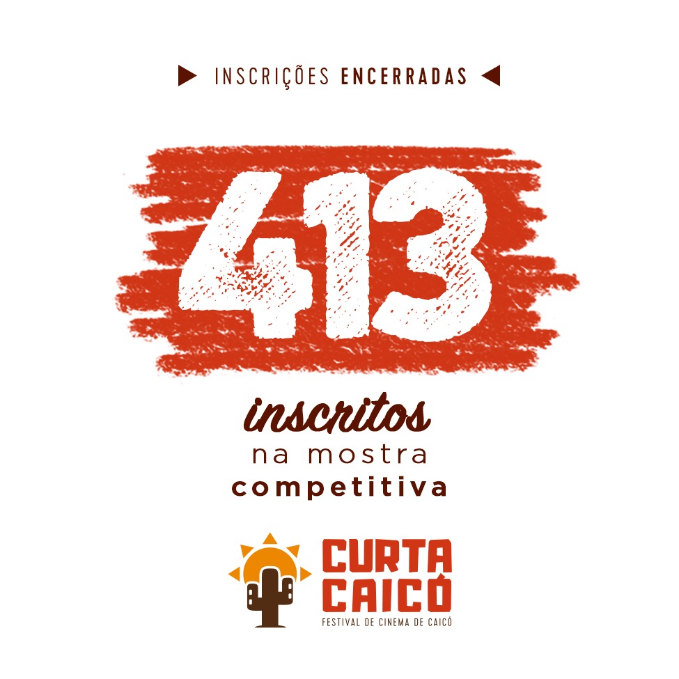 413 filmes inscritos