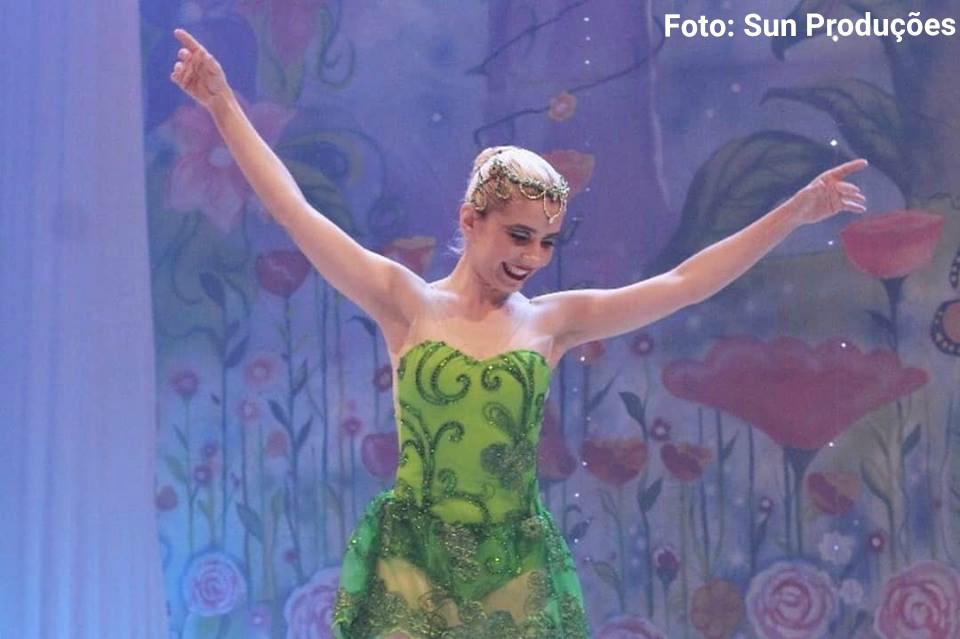 Espetáculo Peter Pan coreografado pelo Espaço de Dança Demi Plié será uma das atrações do evento _ Foto - Sun Produções (1)