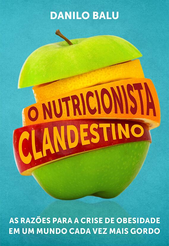 Capa_Livro O Nutricionista Clandestino