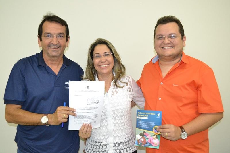 Clorisa leva projeto de psicomotricidade para o Seridó - Foto Divulgação (2)