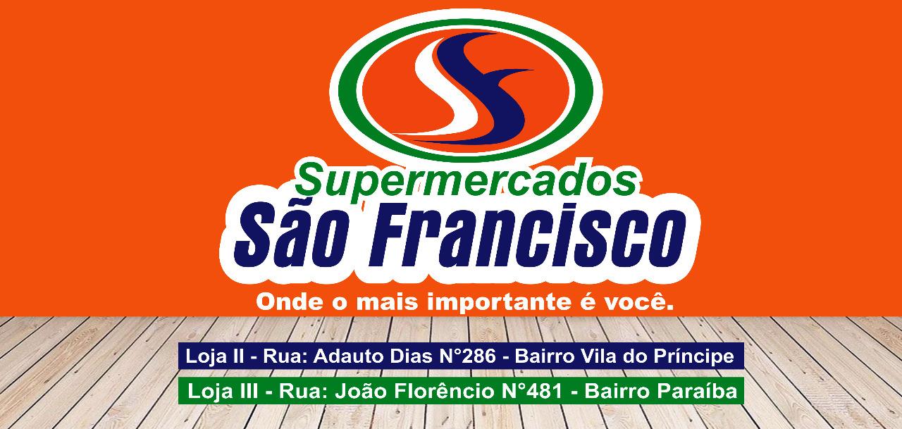 7d84ef851dec0 Supermercado São Francisco Lojas II e III o melhor lugar para se comprar!