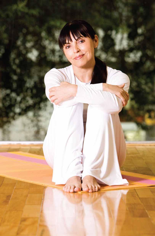 Inelia Garcia, diretora técnica da rede The Pilates Studio Brasil  Divulgação/FACES