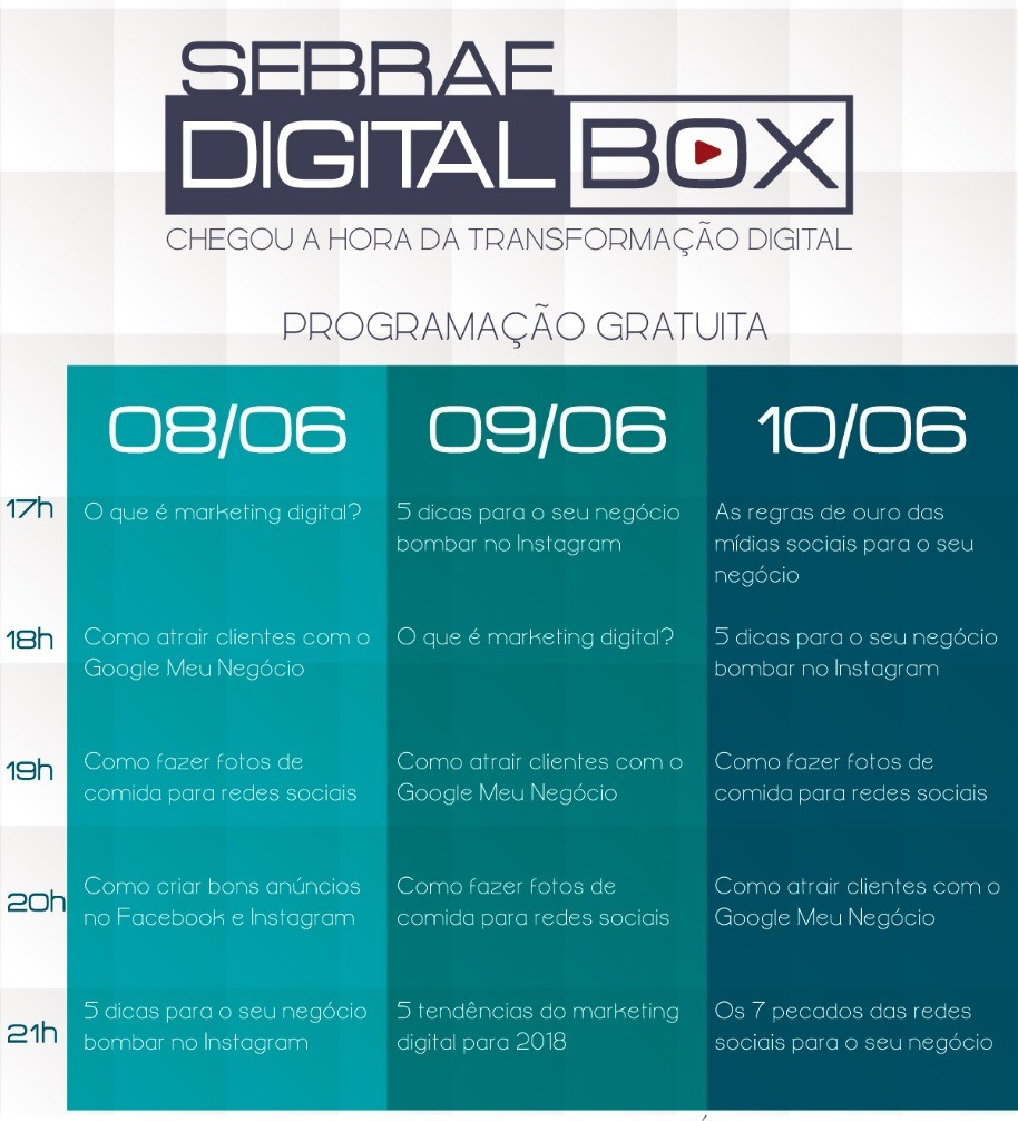 Sebrae Digital Box