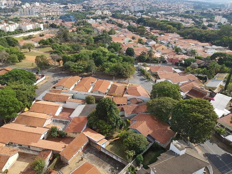 Área urbana de Campinas  Vera Longuini