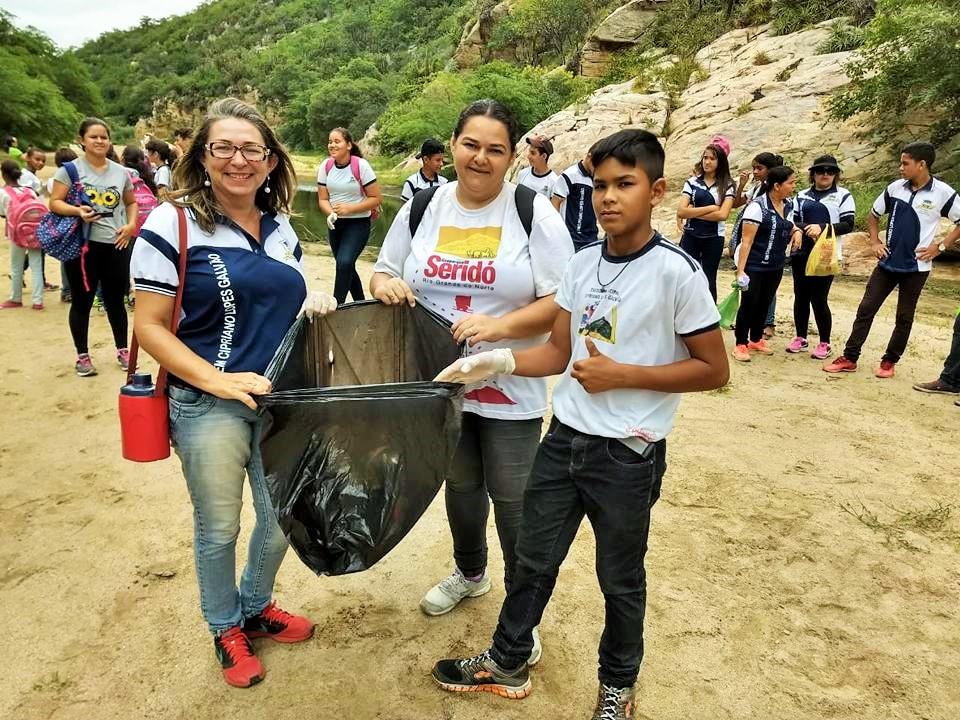 janaina educação ambiental