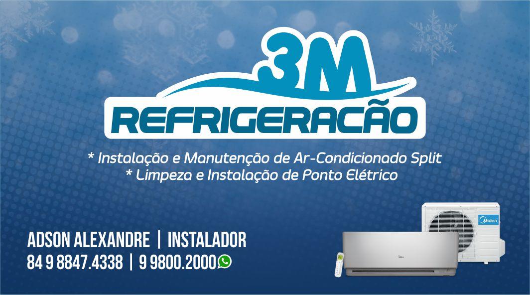 4faedfd846b67 Vai receber amigos e familiares em sua casa nessa Festa de Sant Ana e seu  ar-condicionado deu problema  A 3M Refrigeração tem a solução!