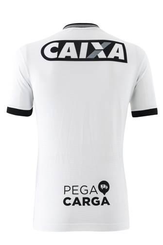 Botafogo lança uniforme para a temporada 2018 produzido pela Topper ... bbf4f4e434373