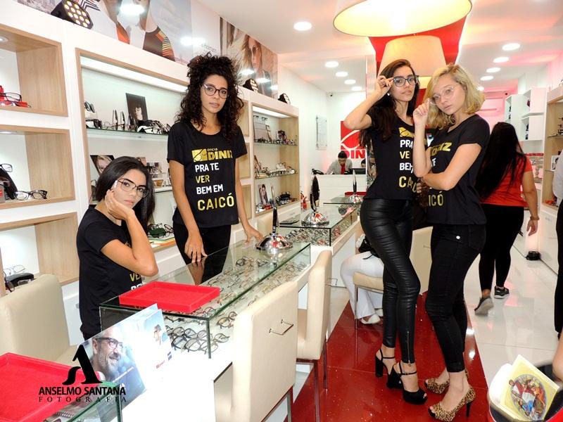57deb597a2530 Caicó ganhou no dia de ontem (08) uma nova loja das Óticas Diniz ...