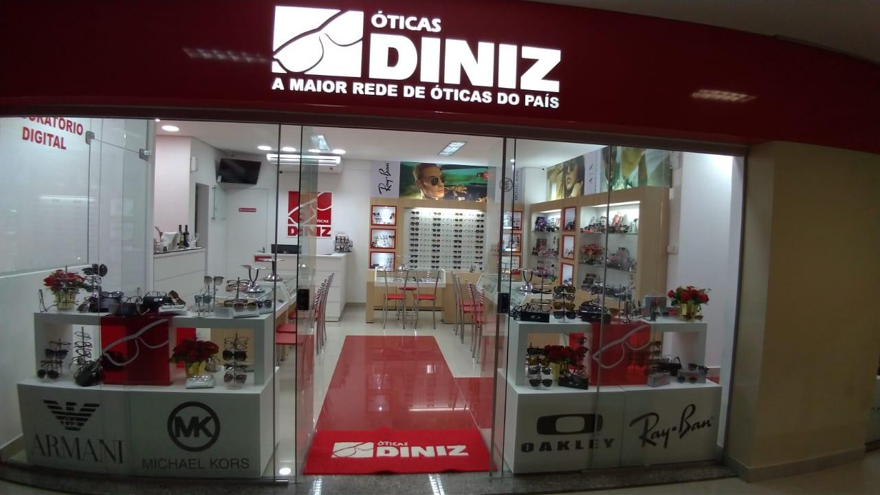 Óticas Diniz expandem atuação no interior de Goiás f9c7782582