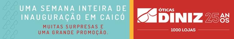 E 14 mil receberam a doação de óculos de grau completo das Óticas Diniz.  www.oticasdiniz.com.br a16fbf5427